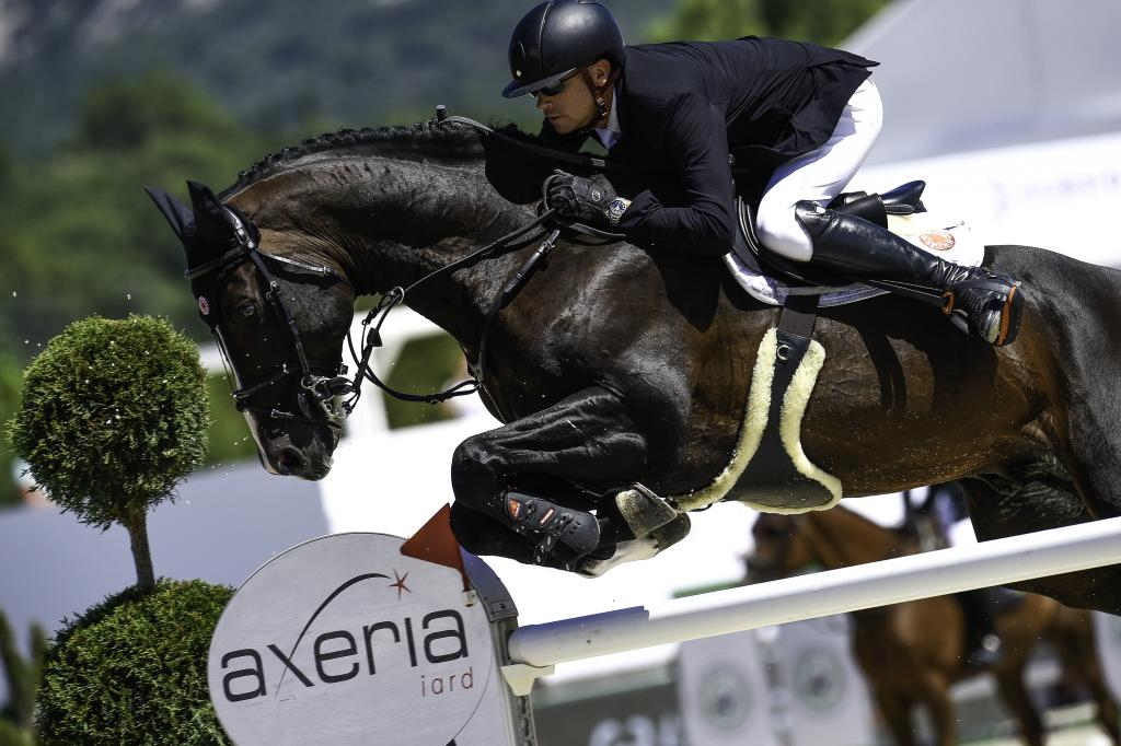 (Photo d'archive - Hubside Jumping/Marco Villanti)