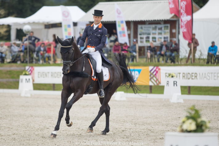 Christopher Burton (Photo : Event Rider Master/Anna Franklin)