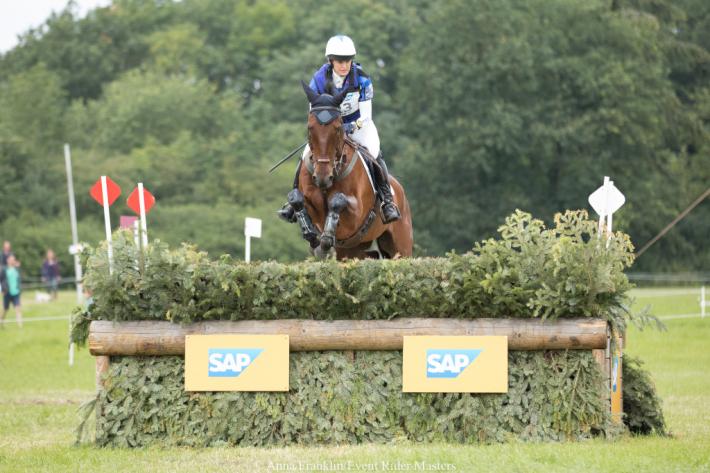 Sarah Cohen (Photo : Event Rider Master/Anna Franklin)