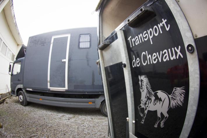 Une bonne préparation au van est essentielle pour limiter les risques de blessures. (Crédit photo : Christophe Bortels)