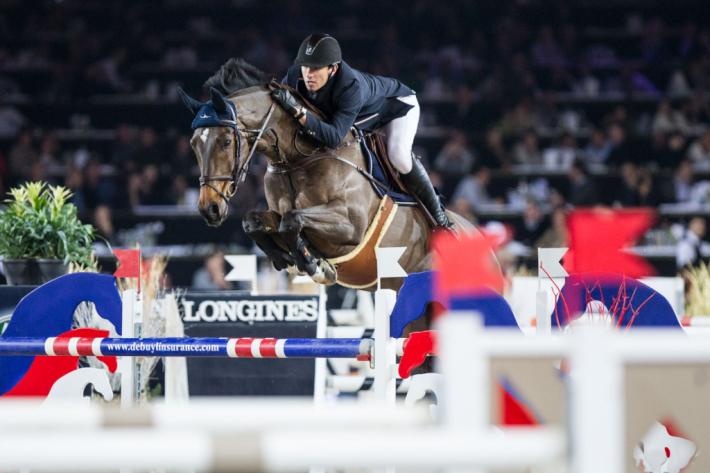 Grégory Wathelet et Forlap (Photo : Christophe Bortels)