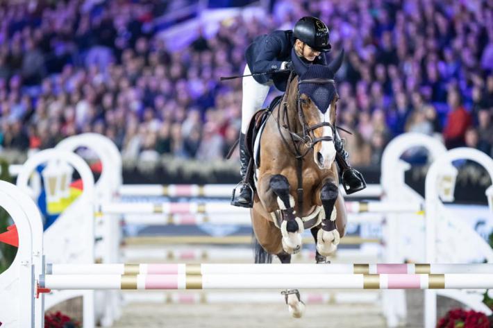 Céline Schoonbroodt et Cheppetta (Photo : Christophe Bortels)