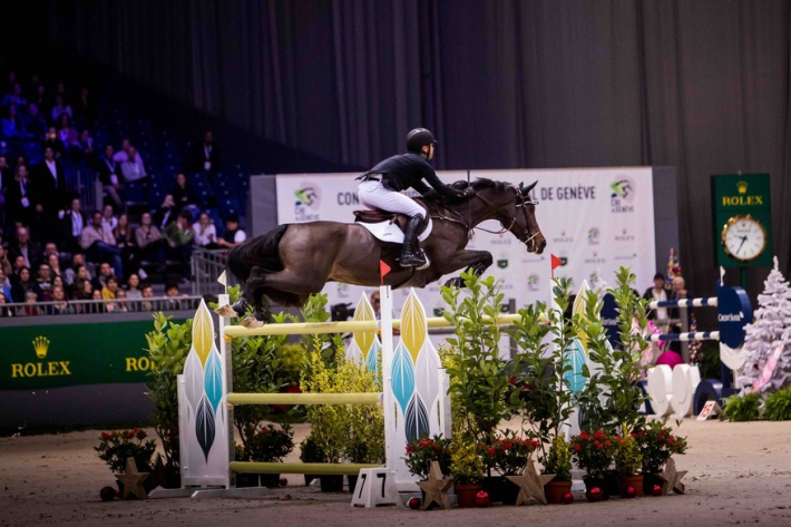 Kent Farrington (Photo: Rolex Grand Slam / Ashley Neuhof)