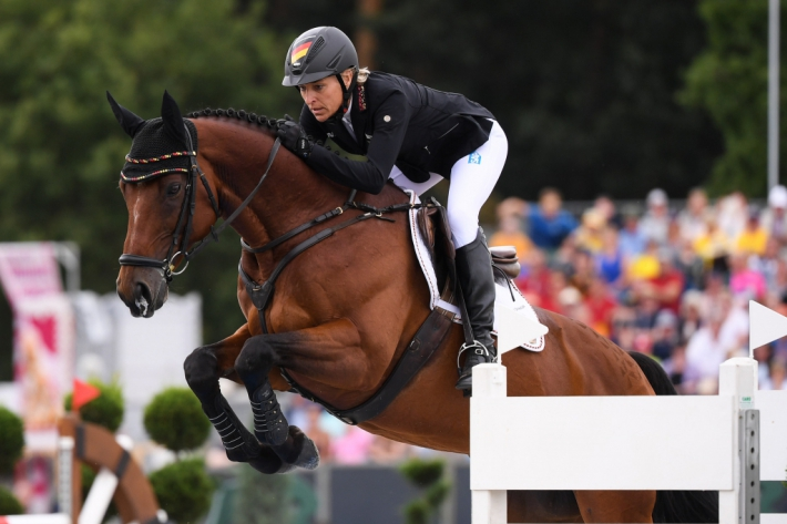 Ingrid Klimke (Photo : Oliver Hardt/Getty Images for FEI)