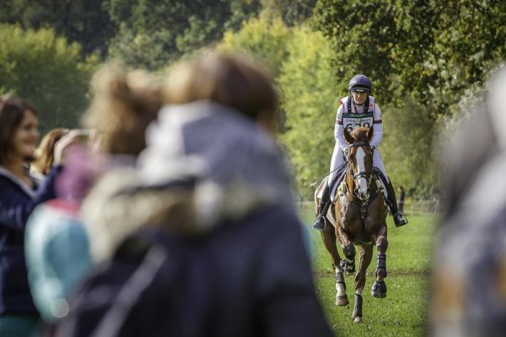 Hormis le dressage, les cavaliers effectueront toutes les épreuves à pied (Photo : FEI/Libby Law Photography)