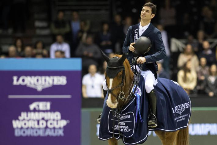 Steve Guerdat (Photo FEI/Richard Juilliart)