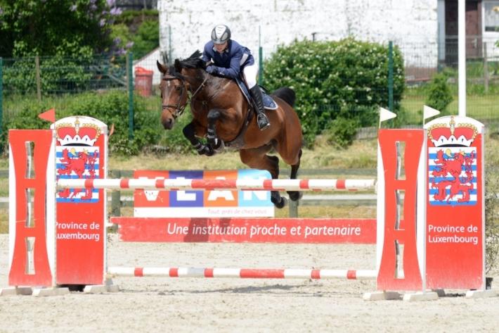 Cassy Drepresseux (Crédit photo : Photo Evénement)