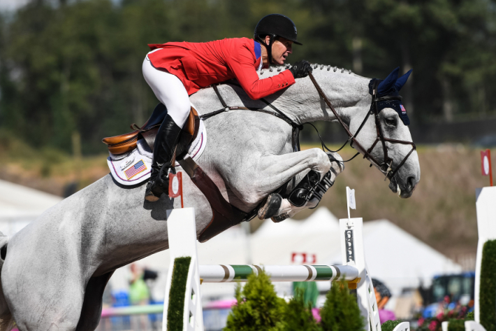 McLain Ward (Photo : FEI/Martin Dokoupil)