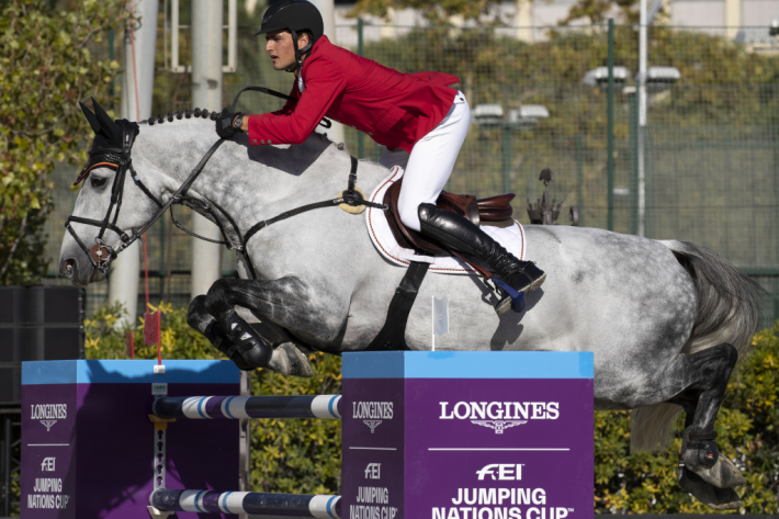 Nicola Philippaerts (Photo FEI/Jim Hollander)