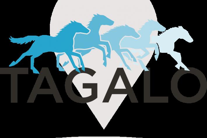 L'application Tagalo pourrait renforcer la sécurité des cavaliers d'extérieur. (Crédit : Tagalo)
