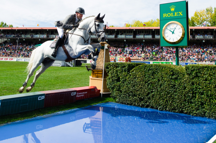 Philipp Weishaupt (Photo : Spruce Meadows)