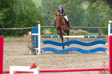Le port du masque est élargi, mais n'est pas obligatoire à cheval (Photo : Christophe Bortels)