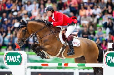 Ian Millar (Photo : Christophe Bortels)