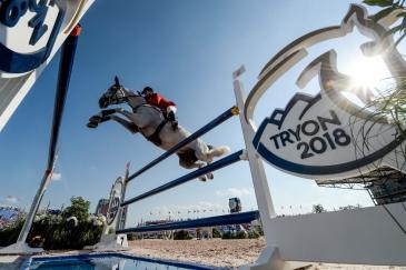 Tryon a accueilli les derniers Jeux équestres mondiaux (Photo : FEI : Martin Dokoupil / FEI)