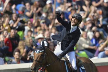 Sameh El Dahan (Photo: Spruce Meadows Media / Mike Sturk)