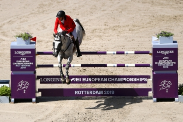 Grégory Wathelet (Photo : Dean Mouhtaropoulos/Getty Images for FEI)