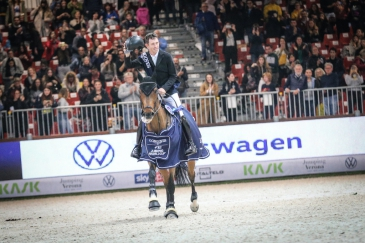 Scott Brash (Photo : FEI / Massimo Argenziano)