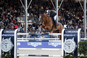 Danielle Goldstein (Photo : Stefano Grasso / LGCT)
