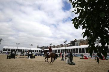 Cette année, le Jumping d'Anvers quitte le Cockerillkaai et le GCT (Crédit photo : Stefano Grasso / GCT)