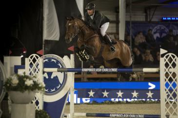Patrice Delaveau (Crédit photo : Jumping Clash Challenge)