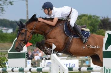 Louis Mahieu & Cunegonde D'herock Z (Crédit photo : Polilux.be)