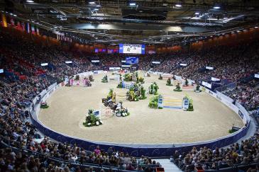 (Photo : Natalie Greppi/Gothenburg Horse Show)