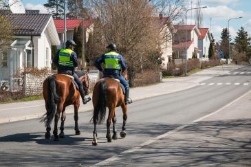 La nouvelle patrouille vient de faire son apparition à Etterbeek. (Crédit : Pixabay License)