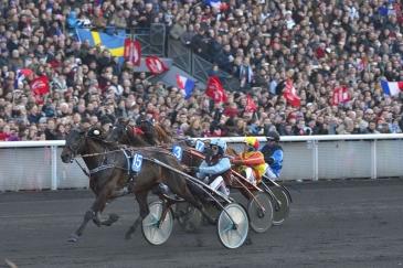 Up and Quick et Jean-Michel Bazire (Crédit photo : JLL-LeTROT)