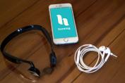 Le dispositif pour utiliser l'application Horsing. (Crédit : Horsing App)