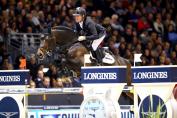 Marcus Ehning intègre le Top 3 (Photo : Pierre Costabadie/FEI)