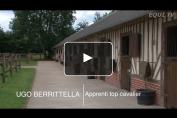 Embedded thumbnail for Ugo Berrittella, apprenti top cavalier