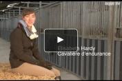 Embedded thumbnail for Elisabeth Hardy, cavalière d'endurance