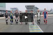 Embedded thumbnail for Cavalier d'obstacle et pilote de Moto GP échangent leur sport