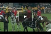 Embedded thumbnail for La Belgique nation reine du jumping à Aachen